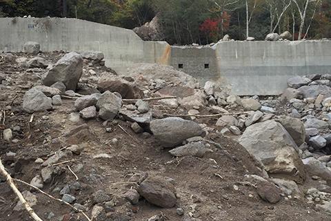 土石流災害用監視カメラシステム