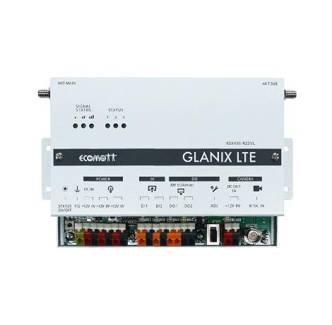 LTE通信対応 接点・画像伝送端末「GLANIX LTE」