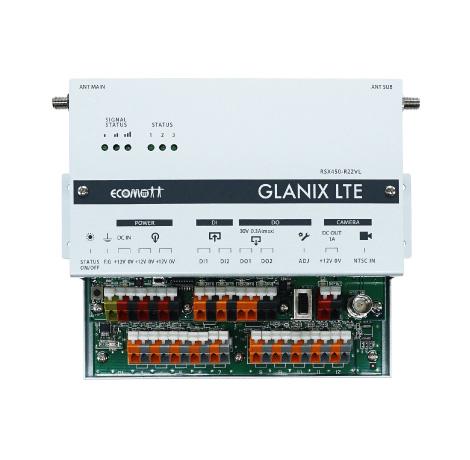 LTE通信対応 接点・画像伝送端末「GLANIX LTE EX」