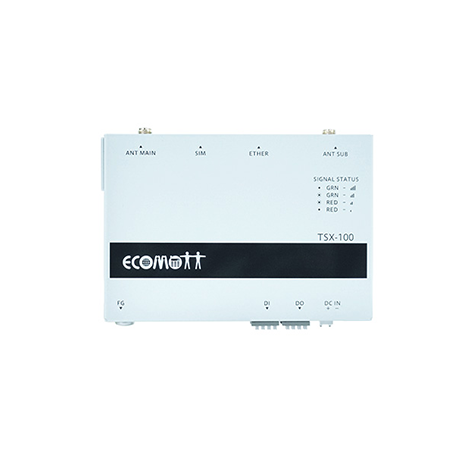 超低消費電力小型IoTゲートウェイデバイス「TSX-100」