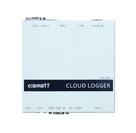 LTE通信対応汎用データロガー「クラウドロガーLTE」