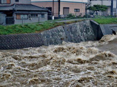 危機管理型対応水位計測